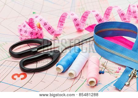 Tailoring Tools And Accessories