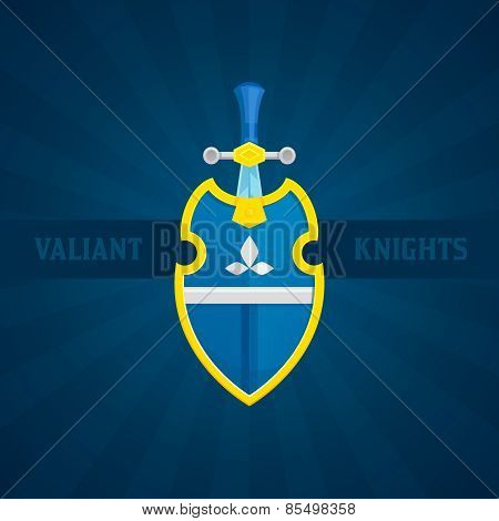 Sword And Shield Icon