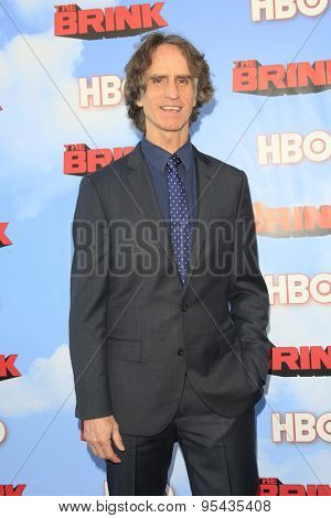 LOS ANGELES - JUN 8: Jay Roach at the Premiere of HBO's 'The Brink' at the Paramount Theater at Paramount Studios on June 8, 2015 in Los Angeles, CA