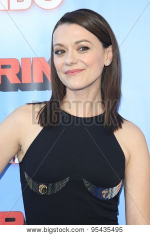 LOS ANGELES - JUN 8: Maribeth Monroe at the Premiere of HBO's 'The Brink' at the Paramount Theater at Paramount Studios on June 8, 2015 in Los Angeles, CA