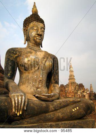Sukothai Buddha
