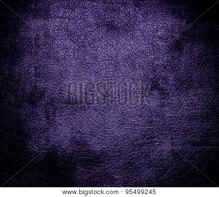 Grunge background of cyber grape leather texture