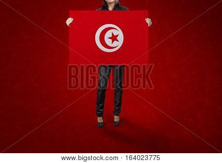 TUNISIA State, TUNISIA Flag Design and Presentation