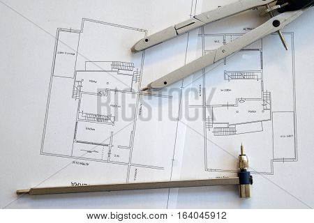 building project of an engeneer and tool works
