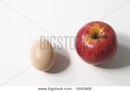 Apple And Egg