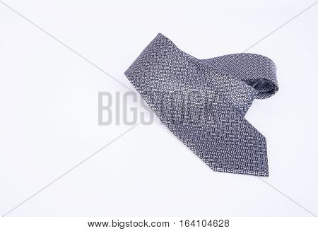 Tie Or Neck Tie On A Background.