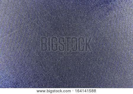 Jeans cloth photographed in a mode макро