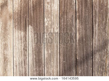 Brown old wood background and texture with copy space. Wooden background for any design