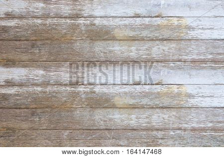 Old wooden background and texture with copy space for any design.