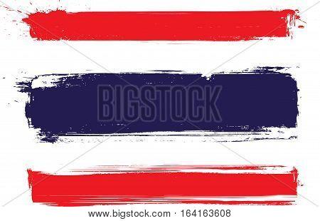 Grungethailand Flag