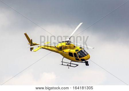 Eurocopter As-355N Ecureuil 2