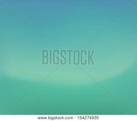 Abstract background of pale yellow green and blue colors.