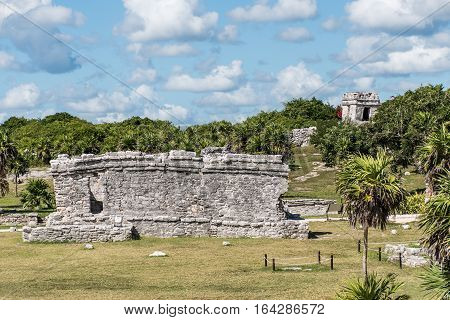 Mexico maya yucatan Chichen Itza old ruins ancient 37