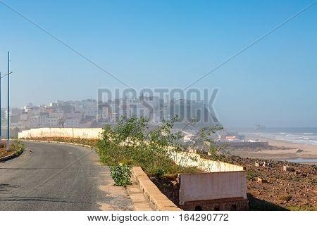 View Of Sidi Ifni, Morocco