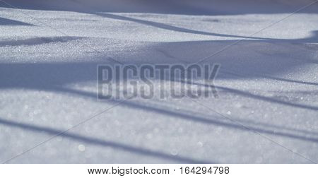 Snow, snow background, snow pattern, natural background. White snow. Winter abstract background. Winter landscape. Snow background.