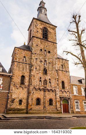 Rolduc - Medieval Abbey In Kerkrade Netherlands. Catholic Seminary