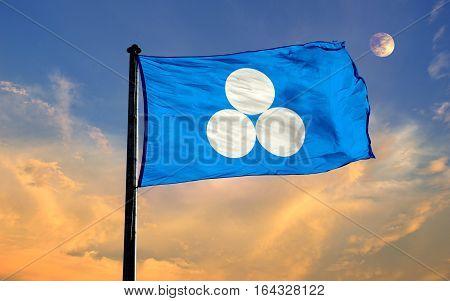 Timur Empire Flag, Timur Empire, Flag Design and Presentation