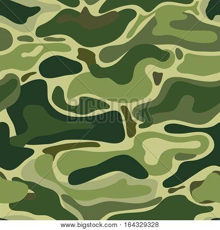 Seamless texture khaki. Illustration in vector vormat