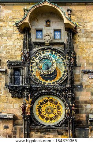 Hdr Clock Prague