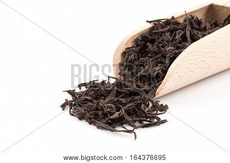 Black Tea In A Scoop