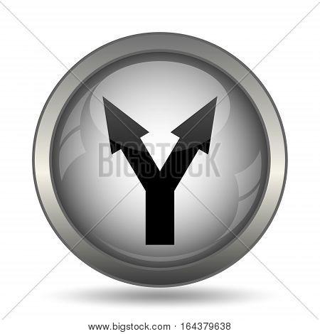 Split Arrow Icon