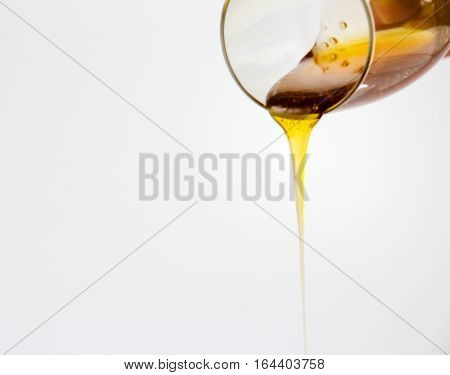 Cristal Cup With Honey