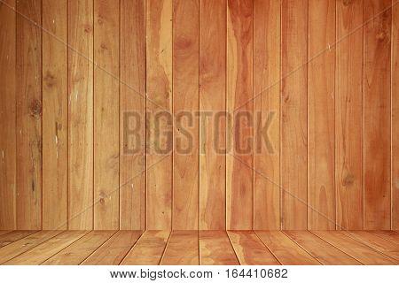 Floor Wood Brown ground ,The pattern on the wood floor