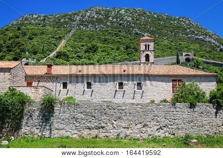 Ston Town And Its Defensive Walls, Peljesac Peninsula, Croatia