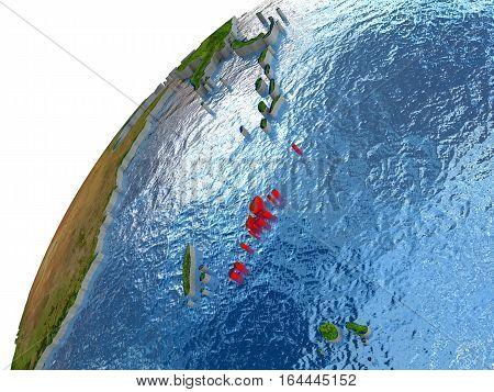 Vanuatu On Earth