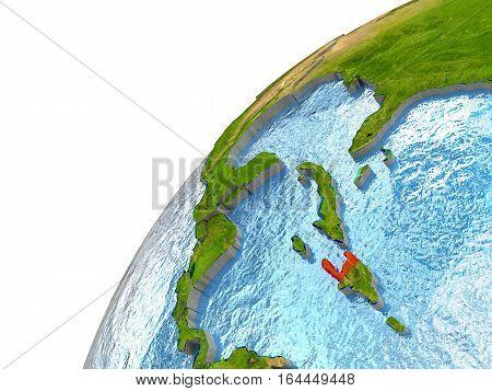 Haiti On Earth