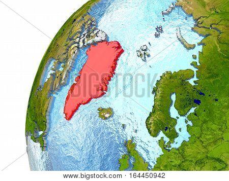 Greenland On Earth