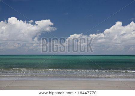 Beach at Cape Tribulation