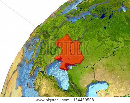 Ukraine On Earth
