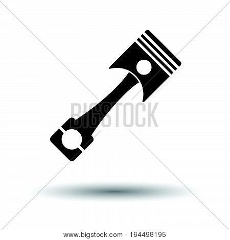 Car Motor Piston Icon