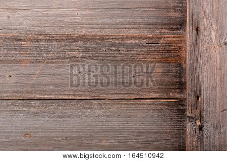 Wooden background. Old texture. Gray. Table. Rustic.