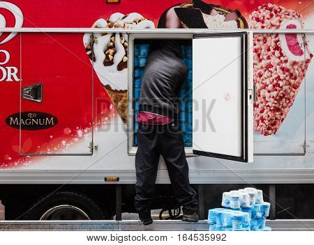 Ice Cream Delivery In New York City