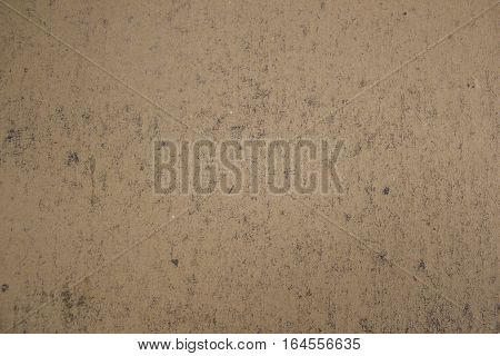 texture of the old thick cardboard with black scuffed. dark cardboard