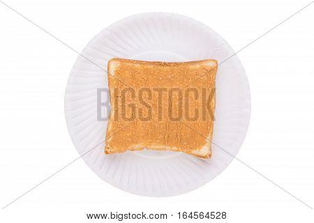 Butter Beans Bread Dish