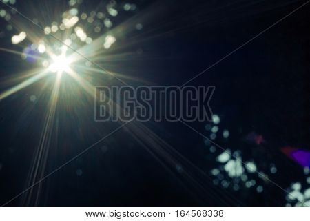 Abstract natural background  light for creative work