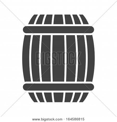 Barrel, tap, wood icon vector image. Can also be used for oktoberfest. Suitable for web apps, mobile apps and print media.