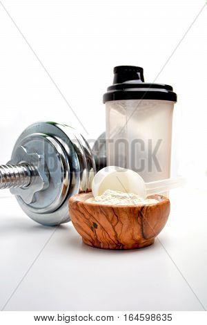 Whey Protein Taste Vanilla