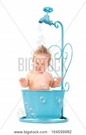 Beautiful Baby Bath