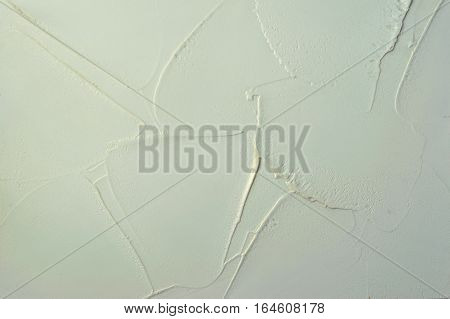 mint light color relief plaster inequality folds wrinkles