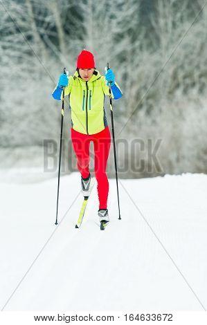 Cross-country Skiing Alternate