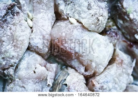 (chapri) Seer Fish : A popular variety of fish.
