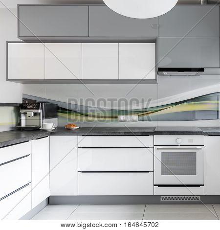 Light Modern Kitchen Interior