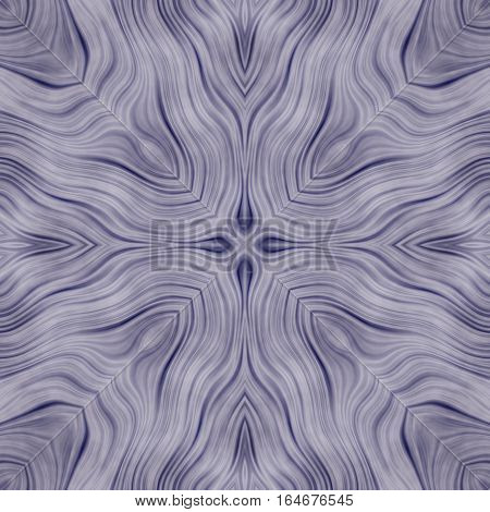 Abstract symmetry mystic grey square tile image