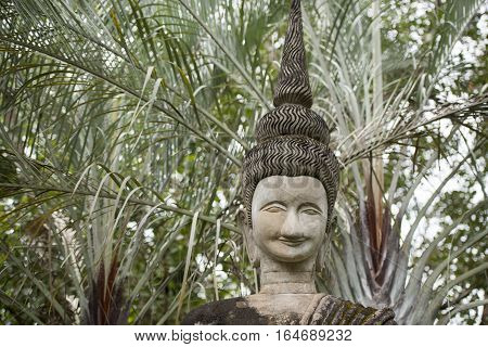 Thailand Isan Nong Khai Sala Kaew Ku Sculpture Park