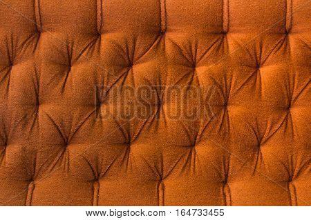 Vintage sofa texture, furniture pattern concept for designers