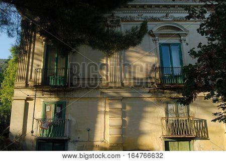 Capaccio chief town: Stabile house in downtown Capaccio